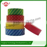 Nice unique design self adhesive tape pvc
