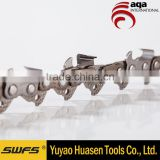 "3/8"" Guage 0.058 Oil Pump Chain Saw, imported steel Semi-Chisel chinese chainsaw parts"