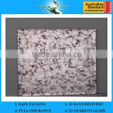4mm-6mm Frosted Bathroom Antique Mirror Large Mirror Decorative Glass with ISO9001 and AS/NZS2208: 1996