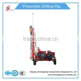 GLZ-150 Portable Pneumatic Pile Drilling Machine