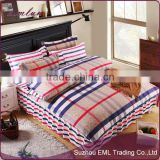 hand made indeed bed-linen bedclothes and washing cotton bed linen freshness bedding set EML-12-W1001