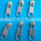 plated ykk metal zipper slider