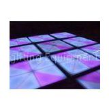 Full Color Indoor Mesh Display P31.25 LED Dance Floors Screen for Concert Stage 1R1G1B
