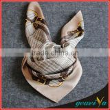 High Quality Georgette Silk Bandana Scarf
