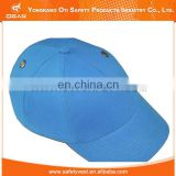Head protection Light weight blue good plastic head cap
