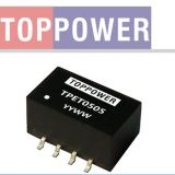 1W 3KVDC Isolated Single Output SMD DC/DC Converters TPET