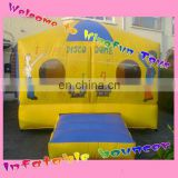 Hot inflatable disco dome for event