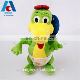 cartoon cute animal plush toy yellow big mouth duck