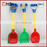 Hot sale plastic mini toy shovels for kid