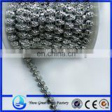 Supply the new plastic electroplating skull bead clothing collar connectivity bead accessories