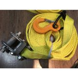 20T Super Heavy Duty Ratchet Buckle Lashing Straps