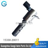 High performance VVT Valve Oil Control Valve Engine Variable Timing Solenoid 15330-20011 fits for SOLARA	2002-2008