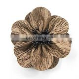 2012 newest handmake fabric flower hair comb hair headband hair pin hair accessory garment accessory