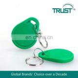 Shenzhen Trustags 13.56mhz Ultralight EV1 ABS NFC Key Fob