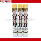 Aluminum Collapsible Hair Dye Packaging Tube