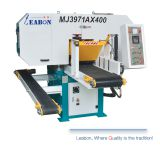 MJ3971Ax400 Timber Horizontal Band Saw Machine