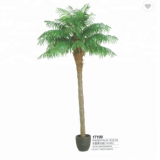 the newest product real looking artificial palm tree bonsai for sale