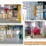 Sunflower oil solvent extraction plant, sunflower oil processing plant for sale