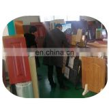 PVC film laminating machine on the door MDF panel vacuum membrane press machine 020