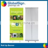 Trade show roller banner, pull up banner, roll up banner                                                                         Quality Choice                                                                     Supplier's Choice