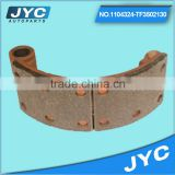 1104324-TF3502130 manufacture produce brake shoes