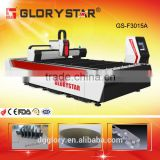 GS-3015 German IPG 500w 1000w metal aluminum laser cutting machine price for auto parts