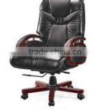 good quality middle back leather executive office chair/office chair/ manager chair HM-306