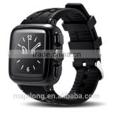 The best sale Bluetooth waterproof watch phone with GPS & Wifi and support SIM card for Q68 Smart Watch of 4.4 Android