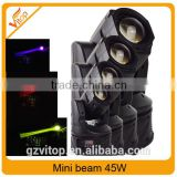 Sharpy beam professional lighting beam mini led moving head 45W beam                                                                                                         Supplier's Choice