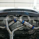 stainless steel exhaust systerm for R35 GT-R exhaust