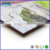 Custom design mini paper Wedding Jigsaw Puzzle made in China                                                                         Quality Choice