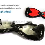 6.5 inch electric scooter 2 wheels aluminum alloy body, smart balance scooter spare parts for sale