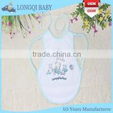 WZ-MS-048 2016 stylish baby bib embroidery designs