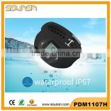 ODM/OEM acceptable Factory supply step counter bluetooth fitness heart rate monitor sport watch