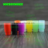 E Cigarette Disposable Silicone Test Tip health mouthpiece cap 510 high flexibility Drip Tips Cover