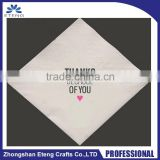Promos best popular custom printed cocktail napkins                                                                         Quality Choice