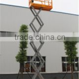 Factory offer 8m hydraulic scissor lift outdoor
