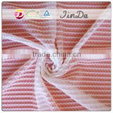 Wholesale good quality cheap polyester spandex premium colored mesh fabric with good price