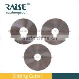 key cutter manufcaturers_Raise 0011B HSS slitting cutter with smooth incisions for for wenxing 100 series key clone machine