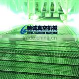 aluminium vacuum coating line/vacuum coating line/spray aluminium uv line/ automatic spray line