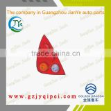 Good quality and durable XMQ6796,6896 Golden Dragon auto spare parts halogen rear tail light lamps 24V