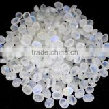 AAA Beautiful Natural White Rainbow Moonstone Cabs 7X9mm Loose Gemstone Beads Bead Cabochon Beads