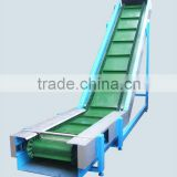 Skirt PVC & Rubber Horizontal and Inclined Belt Conveyor,Belt Conveyor for waste battery