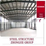 steel building of steel roof trusses for sale