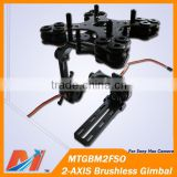 Maytech Sony Gimbal 2 axis brushless for Sony NEX Camera gimbal for drone plane for aerial video