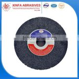 China black silicon carbide grinding wheel for stone