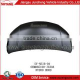 Replacement Steel Bonnet For NV200 Car Auto Body Parts