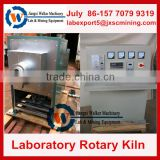 High Performance Lab Test Rotary Kiln,Small Ore Dressing Equipment Mini Cement Rotary Kiln