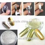 Mirror Chrome Effect Glitter Dust Magic Shimmer Nail Art Powder Decoration Tips Sequins Chrome Pigment Glitters