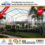 20x50m Double Story Aluminium Shelter Marquee For Events, Aluminum Double Deck Shelter Tents For Sale